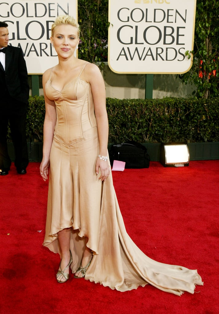 January 2004: Golden Globe Awards