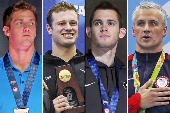 U.S. Olympic Swimmers Lied About Being Robbed in Rio