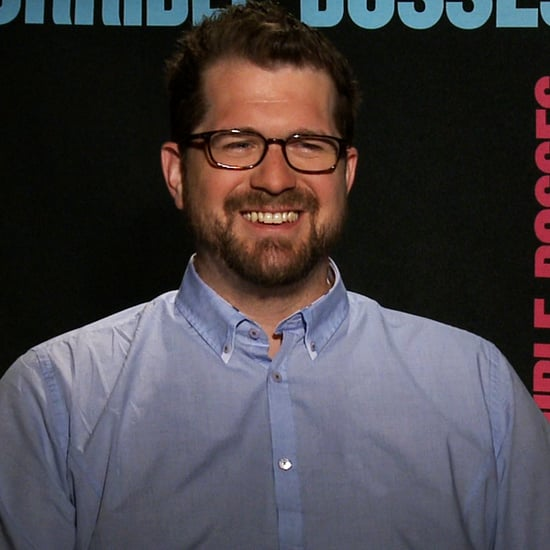 Horrible Bosses Director Seth Gordon on Jennifer Aniston's Racy Role (Video)
