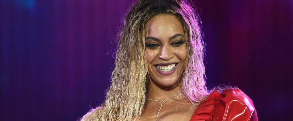 This Is What Happens When Beyoncé Sneezes in Concert