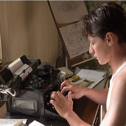 The Typewriter in Atonement