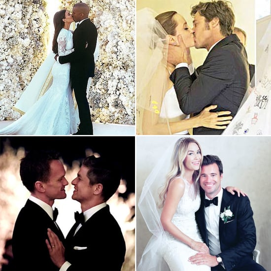 The Best Celebrity Weddings of 2014!
