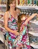 Adore La Vie Mom and Daughter Dresses