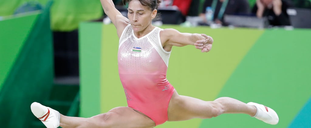 Meet the 41-Year-Old Olympic Gymnast Proving Age Is Just a Number