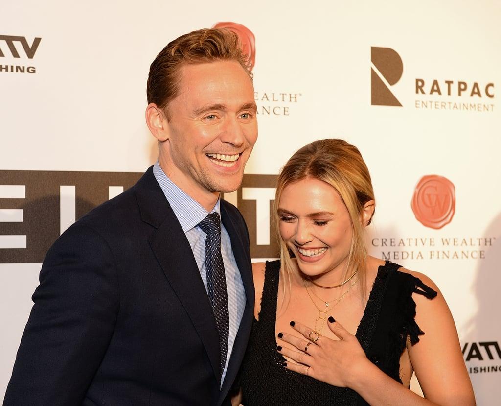Tom hiddleston dating history in Perth