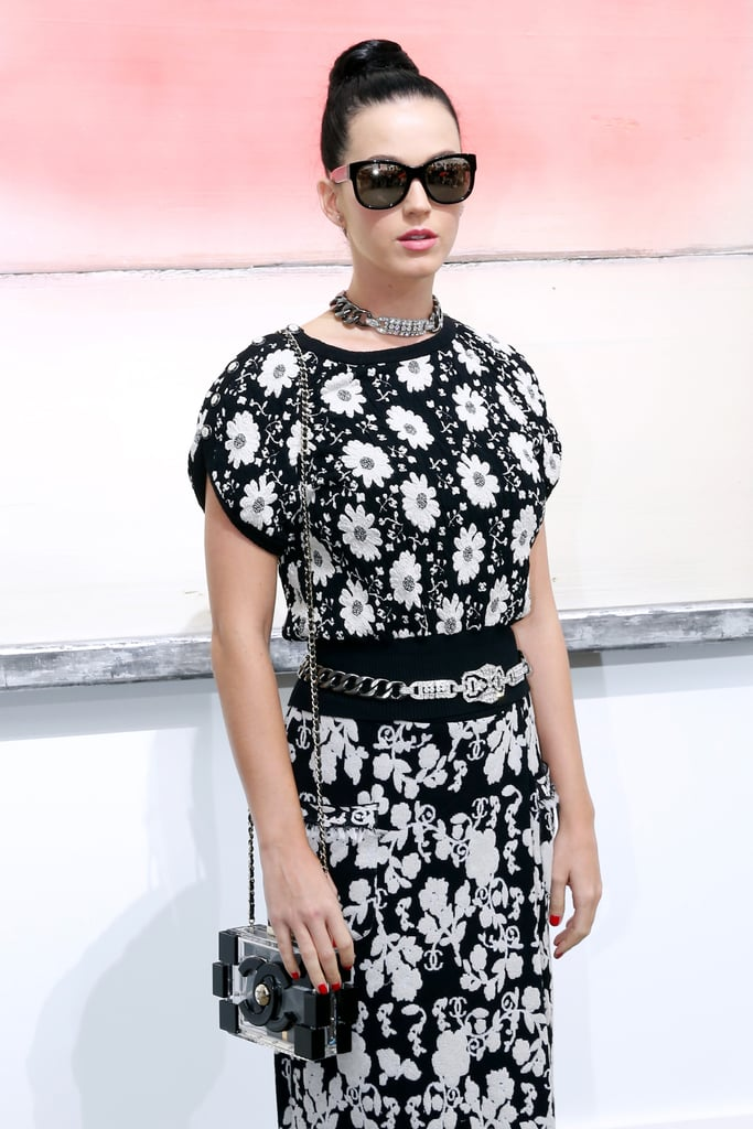 It Was All About the Celebrities at Chanel's Fashion Show