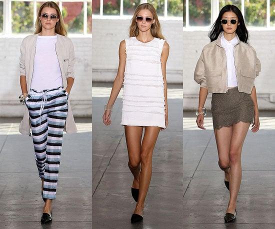 Spring 2011 New York Fashion Week: Jenni Kayne