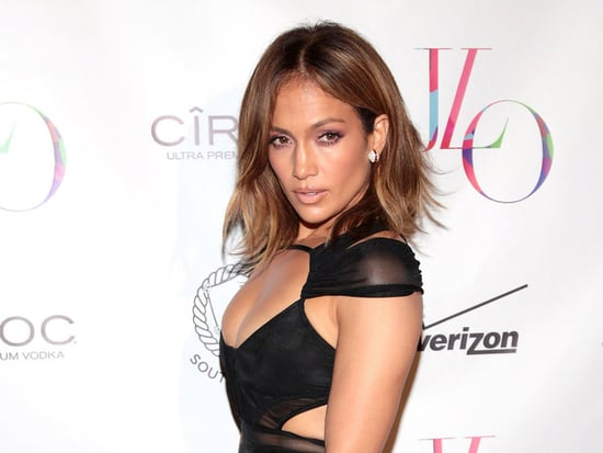 Jennifer Lopez Proves Age Is Just A Number In Sexy Black Dress