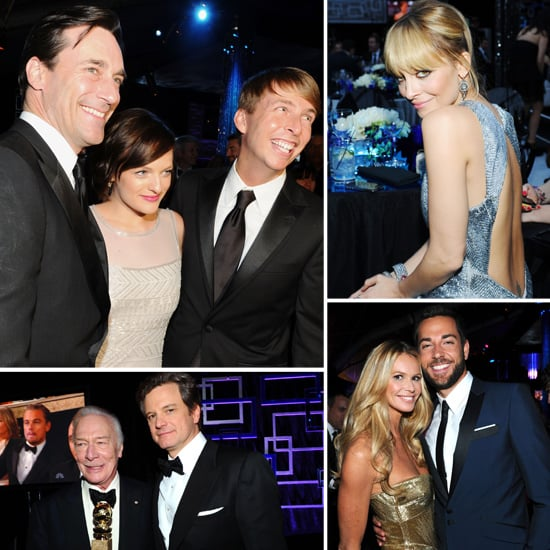 Golden Globes NBC Afterparty Pictures 2012