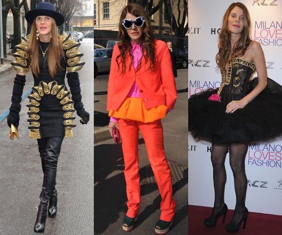 12 Days, 12 Amazing Outfits from Anna Dello Russo 2011-03-09 08:14:17