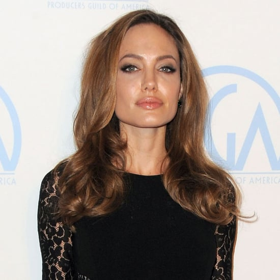 Angelina Jolie Talking About In the Land of Blood and Honey