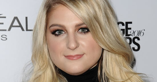 Meghan Trainor Has Auburn Hair Now, And It Made Her Cry