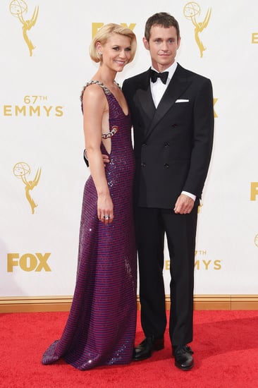 Claire Danes And Hugh Dancy Shine At The Emmys