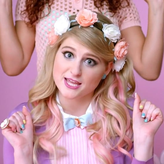 """Meghan Trainor's """"All About That Bass"""" Music Video"""