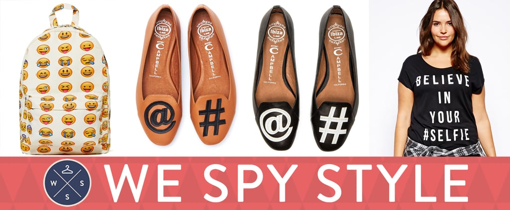 We Spy: Which Emoji Would You Wear?