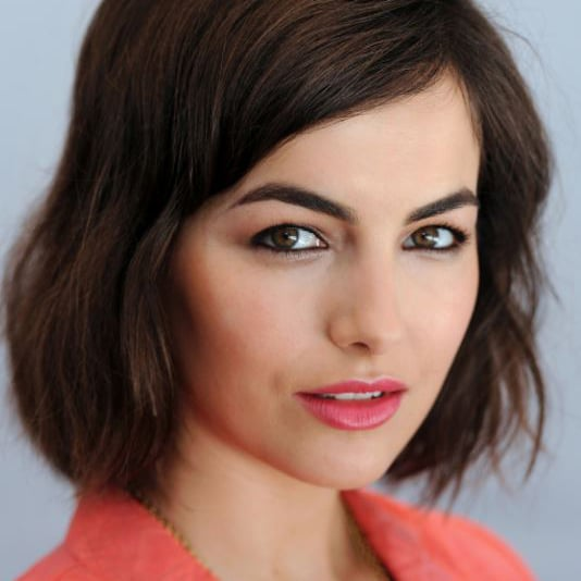 Get Camilla Belle's Beauty Looks With Ck One Color Products