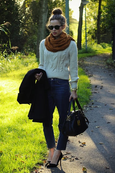 10 Street Style Snaps to Inspire Great Fall Style