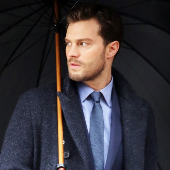 Jamie Dornan Hot Candid Photos
