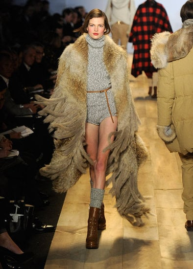This is over-the-top at Michael Kors.