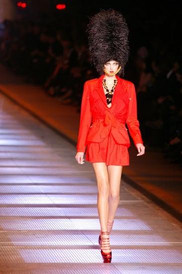 Paris Fashion Week: John Galliano Spring 2009