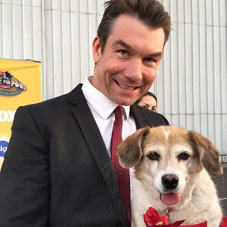 "We Were on the Red Carpet at Fox's ""Cause for Paws""!"