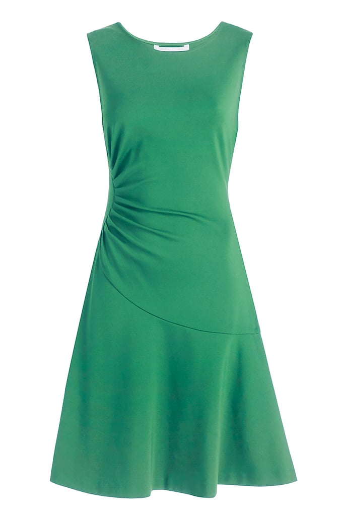 DVF Fit and Flare Dress ($398)