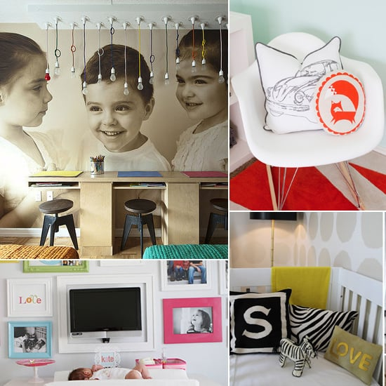 18 Inspiring Ideas For Your Modern Nursery or Kids' Room