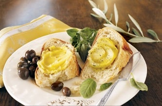 Spreadable Olive Oils