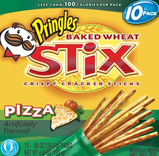 Pringles Stix Goes On Tour