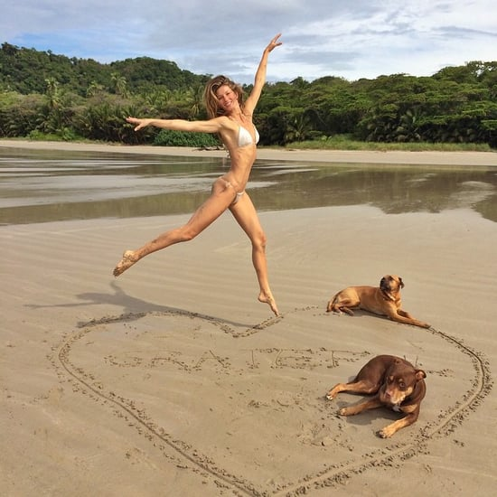 This Is How Gisele Bündchen Is Celebrating Her Almost-Retirement