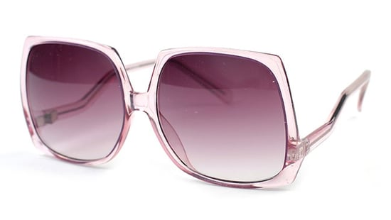 I Can See Clearly Now: Cool Clear(ish) Sunglasses