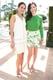 Jordana Brewster and Emmy Rossum
