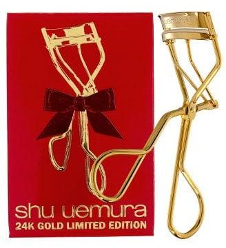 Saturday Giveaway! Shu Uemura 24K Gold Eyelash Curler
