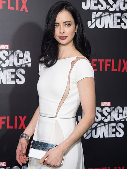 Jessica Jones Star Krysten Ritter Spills on Steamy Scenes with Mike Colter as Luke Cage: 'He's All Right Looking'