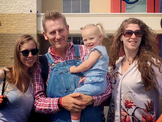 Rory Feek Celebrates His First Father's Day Without Joey: 'So Wish' She Could Be with Us