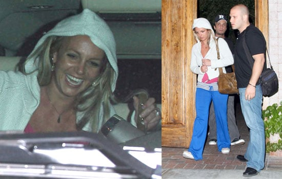 Britney and Larry Are Sunshine and Rainbows