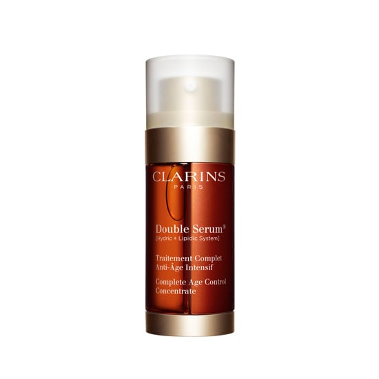 Clarins Double Serum ($85) is one of the French brand's most iconic products, and it just got a high-tech update with lots of natural ingredients. I love the idea of chic French scientists pouring over leaves and roots to find the best anti-aging qualities, but I love the divine smell and skin-feel even more. And my little dark spots do seem to be getting lighter already. — Melissa Liebling-Goldberg, fashion and beauty director
