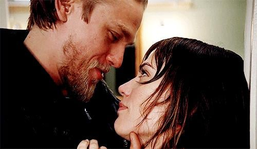 Jax and Tara Sons of Anarchy GIFs