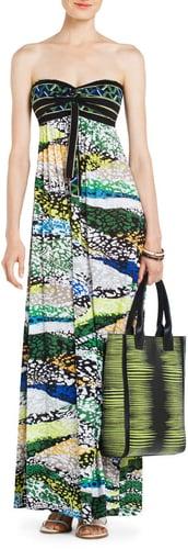Cybele Strapless Knit Maxi Dress