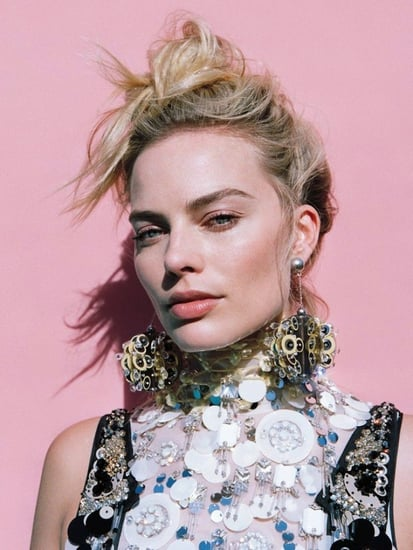 Must-See: Margot Robbie's Crazy Cool Spread for Oyster Magazine