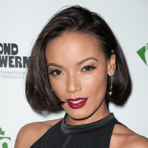 Selita Ebanks's New Bob Haircut