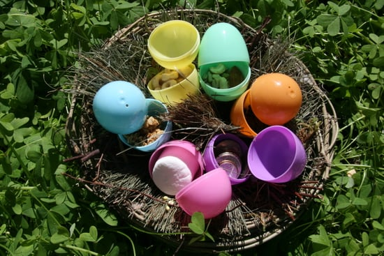 Forget Candy! Fill Easter Eggs With Healthy Treats