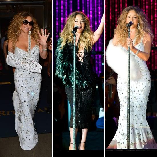 Mariah Carey Sling | Pictures