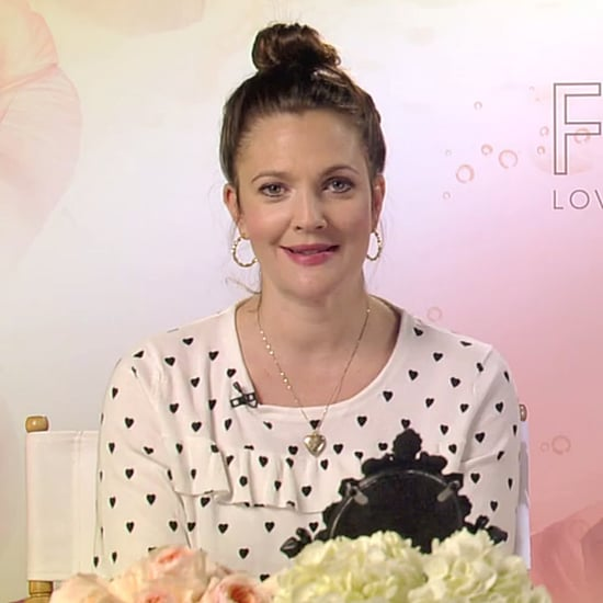 Drew Barrymore Manicure Tip Video