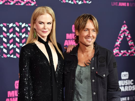 Keith Urban Celebrates His Anniversary with Nicole Kidman by FaceTiming with Her On Stage