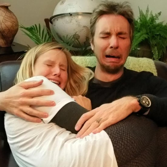 Kristen Bell Tweets Picture Watching Parenthood Finale