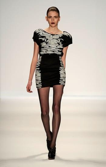 New York Fashion Week: Charlotte Ronson Fall 2009