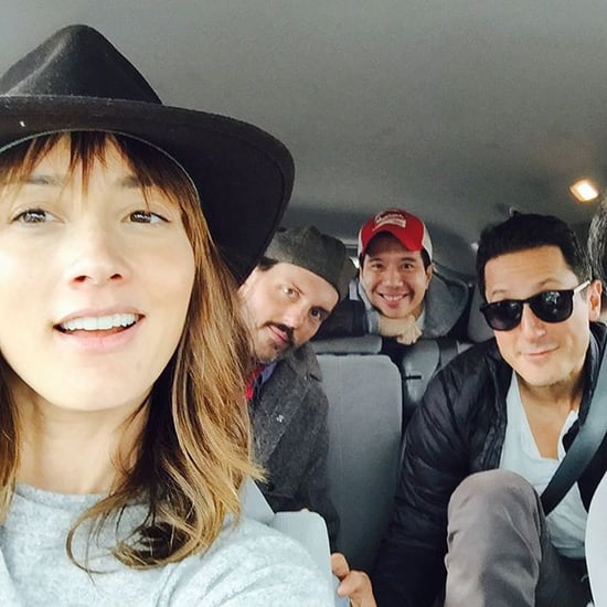 Grimm Cast Trip to Montana 2015