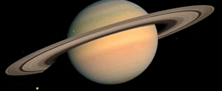 The Most Spectacular Photo (and GIF!) of Saturn Ever Taken