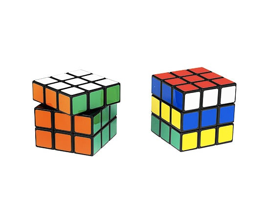 Rubik's Cruet Salt & Pepper Mill
